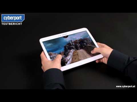 Samsung Galaxy Tab 3 10.1 im Test I Cyberport