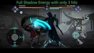 Shadow Fight 3 Divine Judge Armor Set Review (Replenish Shadow Energy) - 60 FPS 1080p Full HD Fight