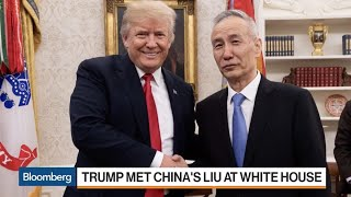 China Said to Offer $200 Billion For U.S. Trade Deficit - Video Youtube