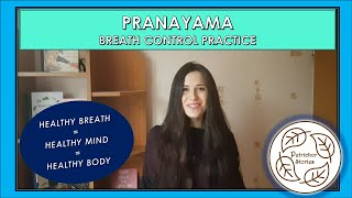 Pranayama - How To Breathe Your Way to Health and Well-Being