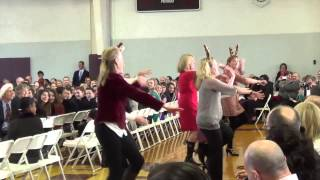 DCD Holiday Assembly [Flash Mob]