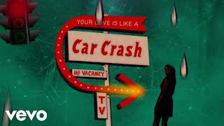 Blue October - Your Love Is Like a Car Crash (Lyric Video)