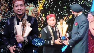 Pawandeep rajan Winner Of indian idol 2021 | Indian idol 12 winner | indian idol 2020 Pawandeep