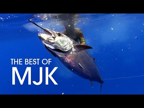BEST OF MJK's SPEARFISHING