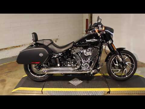 2019 Harley-Davidson Sport Glide® in New London, Connecticut - Video 1