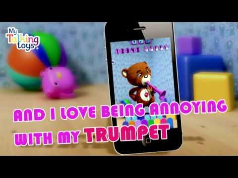Video of Talking Teddy Bear Pro