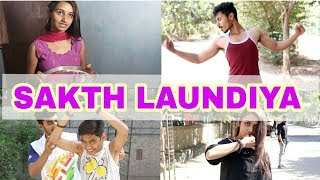 SAKHT LAUNDIYA Feat. SAKHT LAUNDA || Haq Se Single ||  Zakir Khan || Youthiya Boyzz