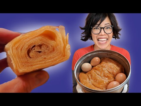 This Pastry BAKES for 12 HOURS – Jachnun