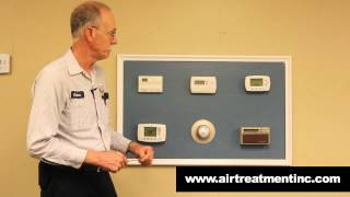Self help tips: Changing Thermostat Batteries
