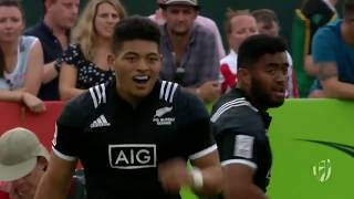 Highlights: New Zealand win big in Dubai