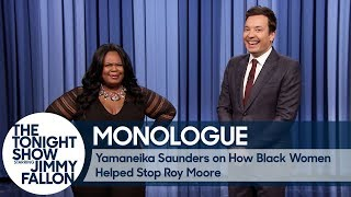 Download Youtube: Yamaneika Saunders on How Black Women Helped Stop Roy Moore - Monologue