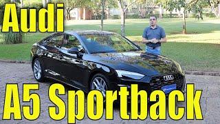 Avaliação: Audi A5 Sportback Performance Black
