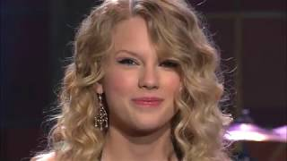 """Taylor Swift performs """"White Horse"""""""