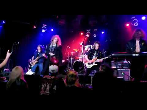 2/17/20 Opening for Ross the Boss of Manowar @the Whisky a Go Go- West Hollywood, CA