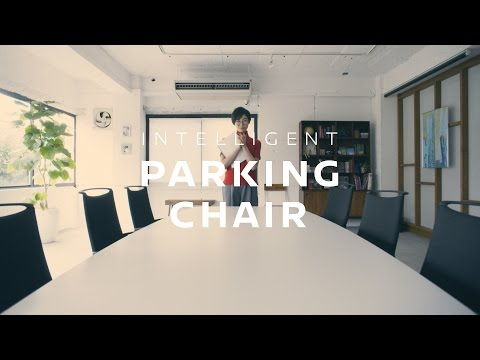 Introducing The 'Self-Driving' Office Chair