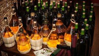 Wino Jabłkowe cz.5 - butelkowanie wina!!! Ostatnia część o winie jabłkowym