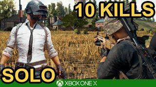 KEEP SENDING THOSE NADES! / PUBG Xbox One X