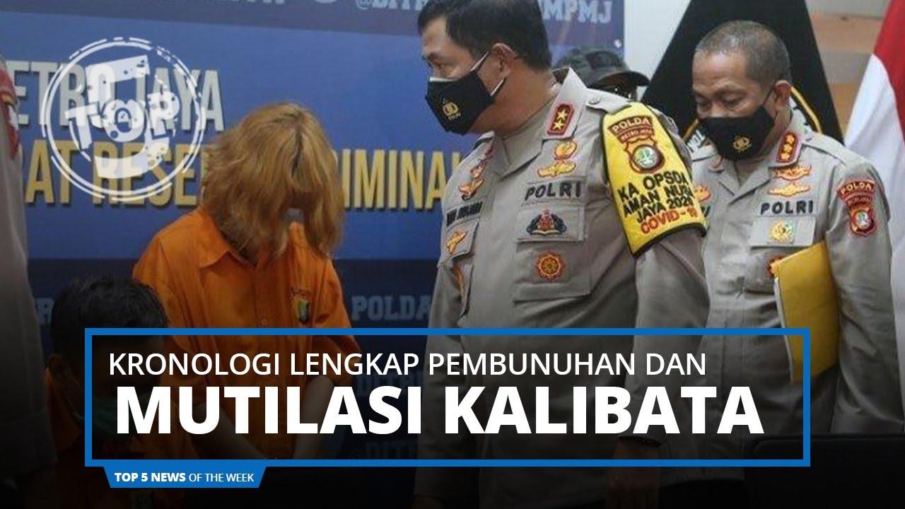 Top 5 News of The Week: Mulai dari Kronologi di Kalibata hingga Penusukan Syekh Ali Jaber
