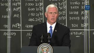 Vice President Pence Delivers Remarks to the Argentine and Latin American Business Community