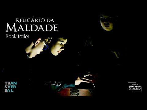Relicário da Maldade - Book Trailer