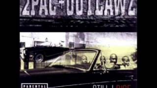 2Pac & Outlawz - Still I Rise - 06 - Black Jesuz [HQ Sound]