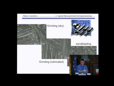 Resistencia y dureza de la aplicación de cerámica a nanocerámica y compuestos
