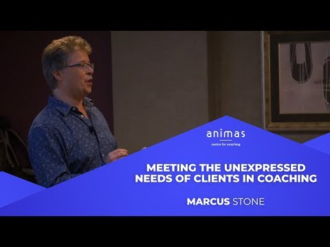 Meeting the Unexpressed Needs of Clients in Coaching