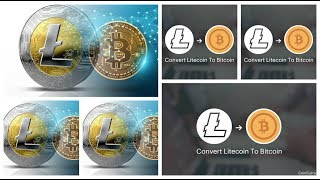 COINBASE-HOW TO CONVERT LTC TO BTC