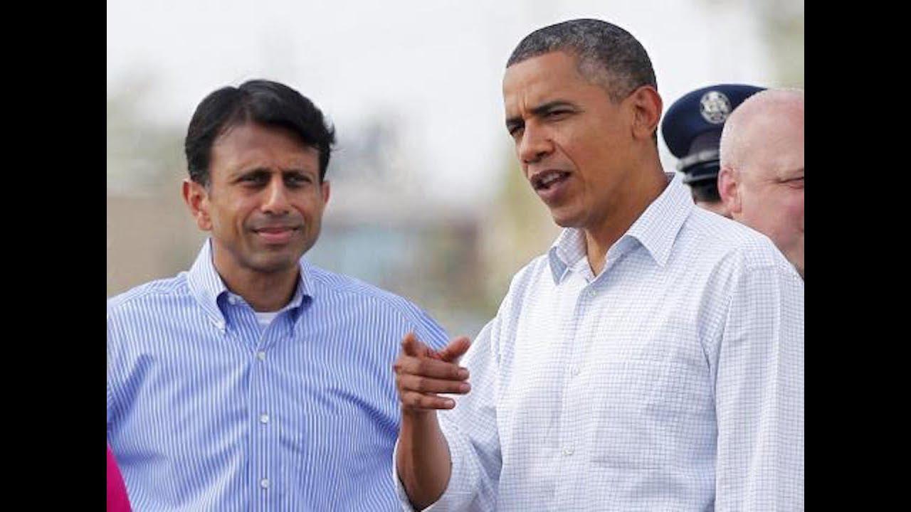 Jindal Asks Obama To Stop Talking About Global Warming thumbnail