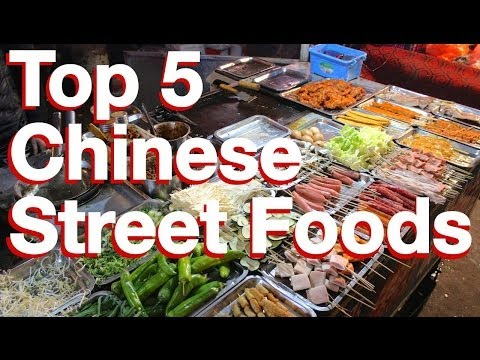 My 5 Favorite Chinese Street Foods