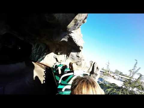 Disneyland Matterhorn Go Pro POV