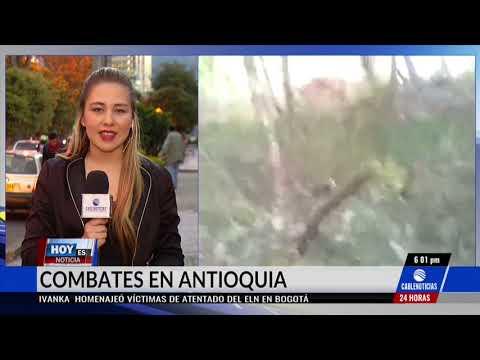 Cuatro soldados muertos y dos heridos dejan combates en Bajo Cauca antioqueño