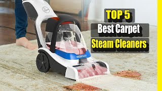 Carpet Steam Cleaners: 5 Best Carpet Steam Cleaners in 2020 (Review)