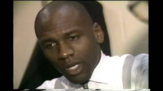 Michael Jordan Interview (1-26-1990)