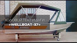 Тенты для лодок терхи