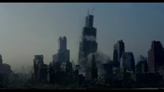 Life after people Willis (Sears) tower collapse *READ DESC*