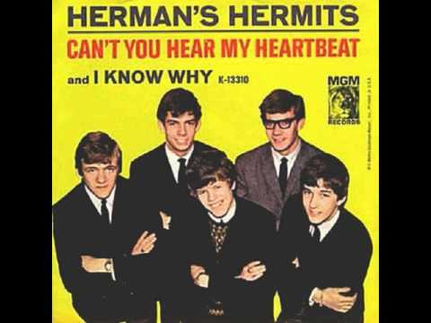 Herman's Hermits - Can't You Hear My Heartbeat (1965 Music ...