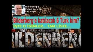 Hocaefendi, Türk Bilderbergçiler, Bilderberg Türkiye Üyeleri, Bilderberg Üyeleri, Arif Bayrak Hoca