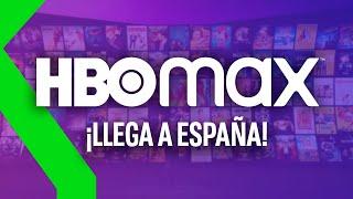 HBO MAX 🎬 YA TIENE FECHA DE LANZAMIENTO EN ESPAÑA 🗓️
