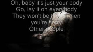 LP - Other People [Lyrics]
