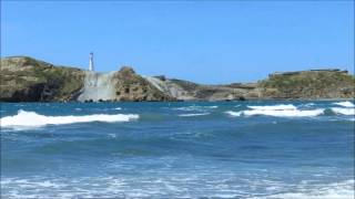 preview picture of video 'NZ Story: Castlepoint 2015'