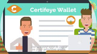 Certifeye Wallet