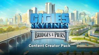 Cities: Skylines - Content Creator Pack: Bridges & Piers Youtube Video