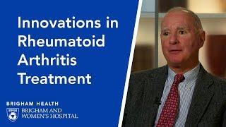 Innovations in Rheumatoid Arthritis Treatment | Brigham and Women's Hospital