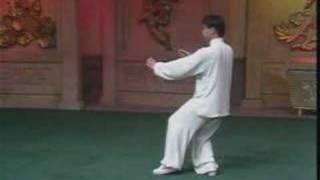 Forme 49 du style Yang – 1ere Partie