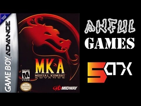 mortal kombat 4 game boy color fatalities