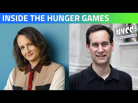 From Page to Screen - An Exclusive Look Inside the Hunger Games