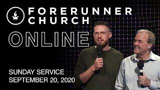 Sunday Service | IHOPKC + Forerunner Church | September 20