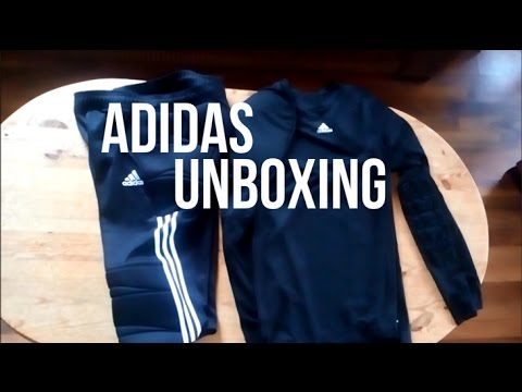 ADIDAS GOALKEEPER UNBOXING I KeeperTV