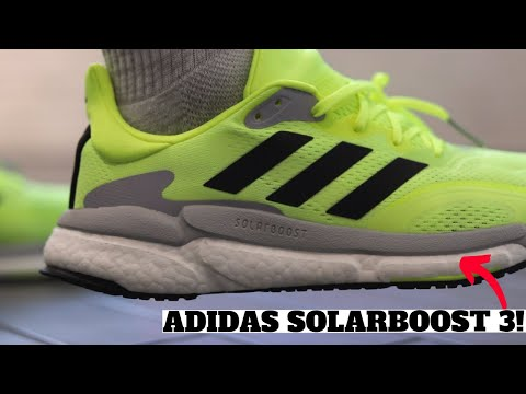 adidas SOLARBOOST 3 Review! + On Feet